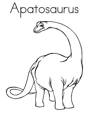 Apatosaurus 2