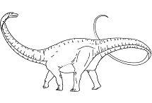 Apatosaurus Dinosaur 1