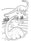 Apatosaurus From Dinosaur