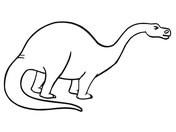 Apatosaurus Sauropod Dinosaur