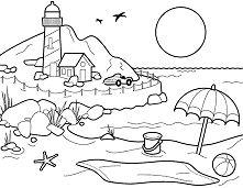 Appealing Beach