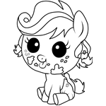Applejack Infant