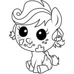 Applejack Infant