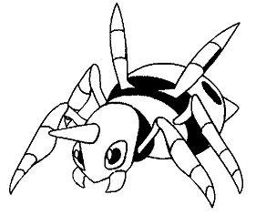 Ariados Pokemon