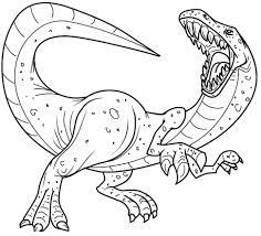 Astounding Allosaurus Dinosaur