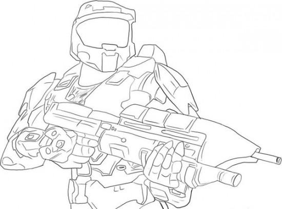 Audacious Halo