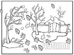Autumn Scene - Image 2