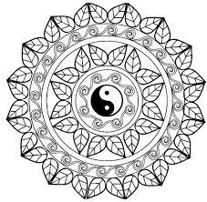 Awesome Flower Mandala