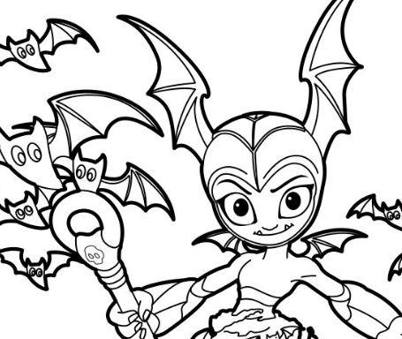 Bat Spin Skylanders