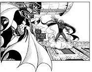 Batman vs Mysterio Coloring Page