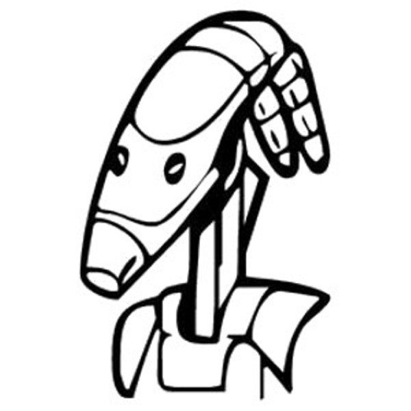 Battle Droid Head Star Wars