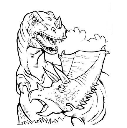 Battle T Rex