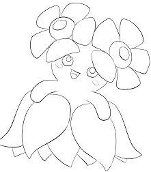 Bellossom Pokemon