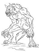 Ben 10 Werewolf from Ben 10