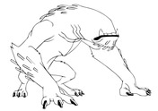 Ben 10 Wildmutt from Ben 10