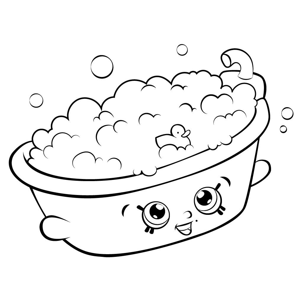 Bertha Bath Shopkin Season 5
