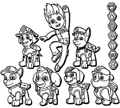 Best Cartoon Character Paw Patrol