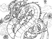 Best Zentangle Dragons