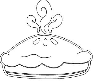 Better Pies Coloring Page