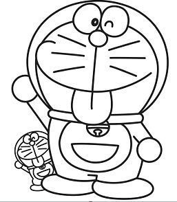 Big And Little Doraemon