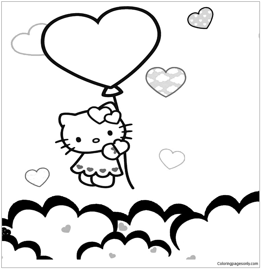Free Coloring Pages That Say I Love You, Download Free Clip Art, Free Clip  Art on Clipart Library | 939x913