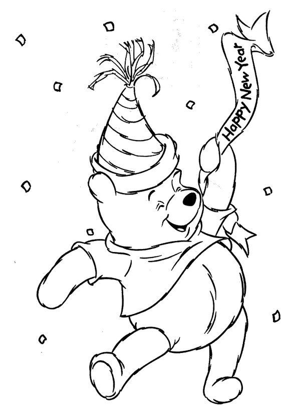Bloom Unicorn Christmas Coloring Page