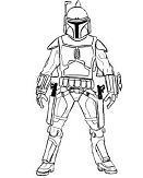 Boba Fett Star Wars 1