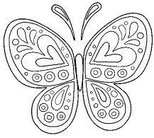 Butterfly Mandala 4
