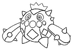 Cacnea from Pokemon