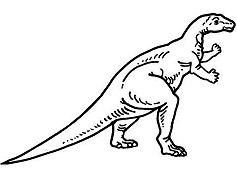 Camptosaurus Dinosaur 3