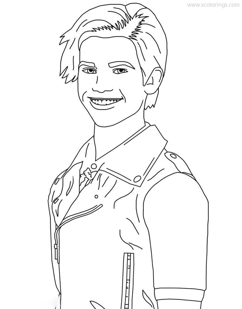 Carlos Coloring Pages