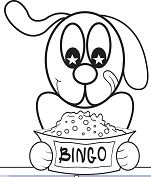 Cartoon Puppy Dog 1
