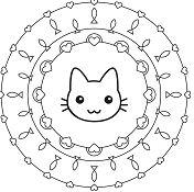 Cat Mandala