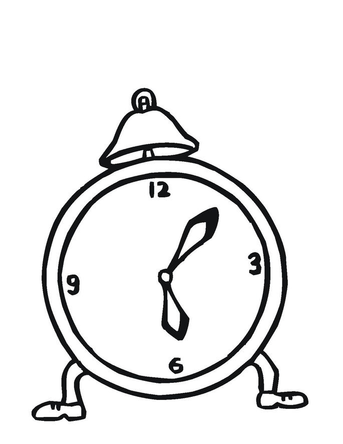 Charming Alarm Clock
