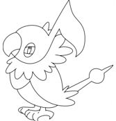 Chatot Pokemon