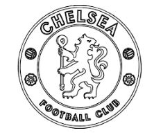 Chelsea F.C Coloring Page