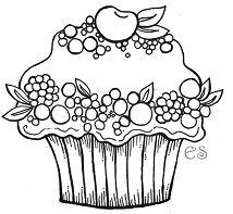 Cherry Bery Cupcake