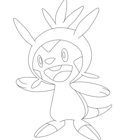 Chespin Pokemon