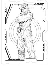 Star Wars 7 Poster With Stormtrooper Finn Coloring Page Free Coloring Pages Online