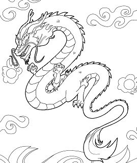 Chinese Dragon 1