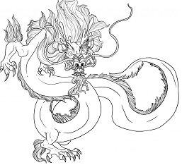 Chinese Dragon 2