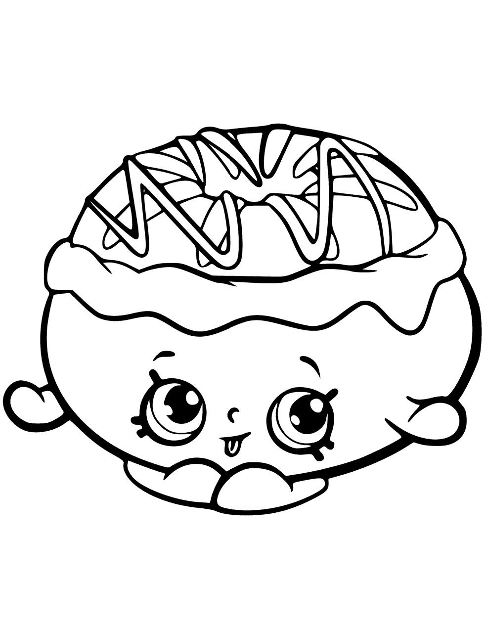 Chrissy Cream Shopkin Season 6