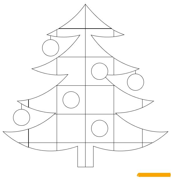 Christmas Tree Diagram