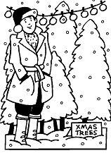 Christmas Tree Shopping