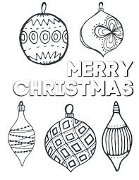 Christmax For Children Coloring Page