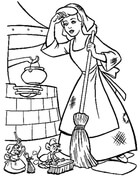 Cinderella Must Keep Her House Clean  from Cinderella