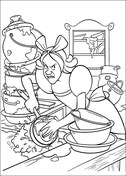 Cinderella's Sister Must Clean The Kitchen  from Cinderella