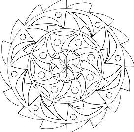 Circular Saw Mandala