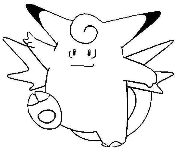 Clefable Pokemon