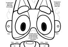 Mask Bluey
